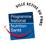 Logo Ville active du Programme National de Nutrition Santé