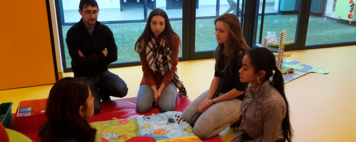 formation baby sitting novembre 2017