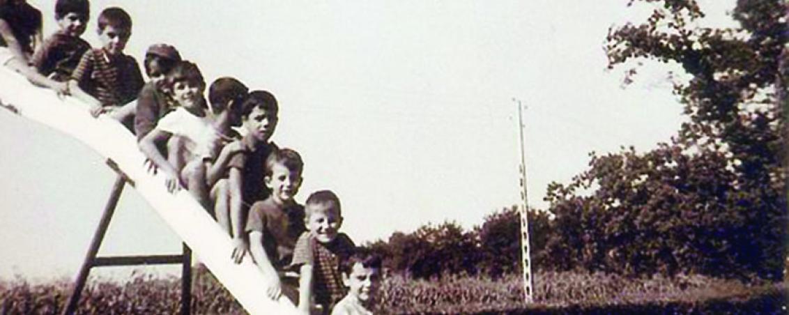 Jeux d'enfants. 1967, Prêt de Madame Ferrand