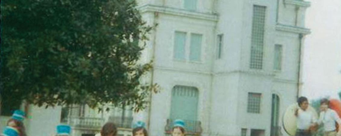 Jour de kermesse. 1967, Prêt de Madame Ferrand