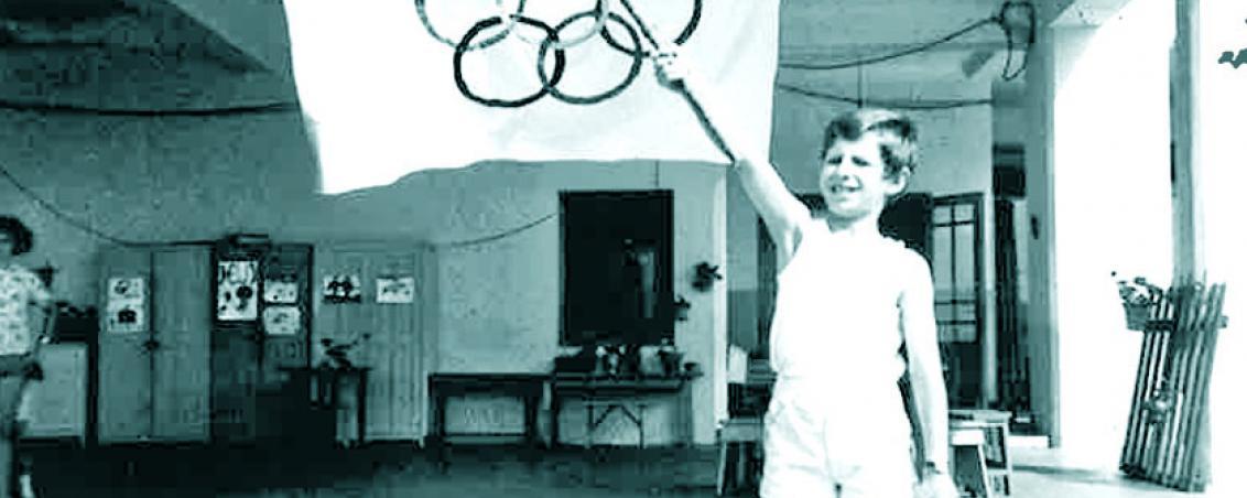 Tous les mois, des Olympiades sont organisées