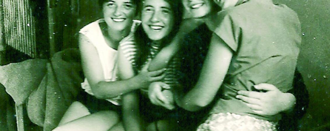 … Et ici, les filles ! 1961