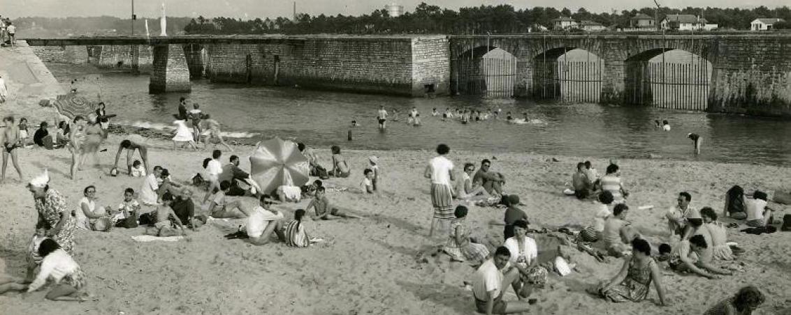 La Petite Mer. Années 1950-1960, Ville de Tarnos
