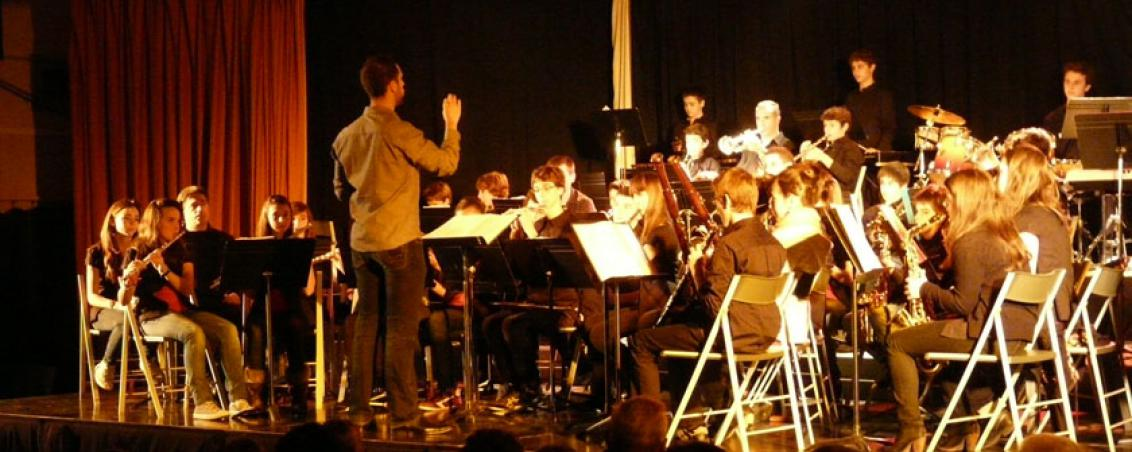 Concert pour la Sainte Cécile, 2012