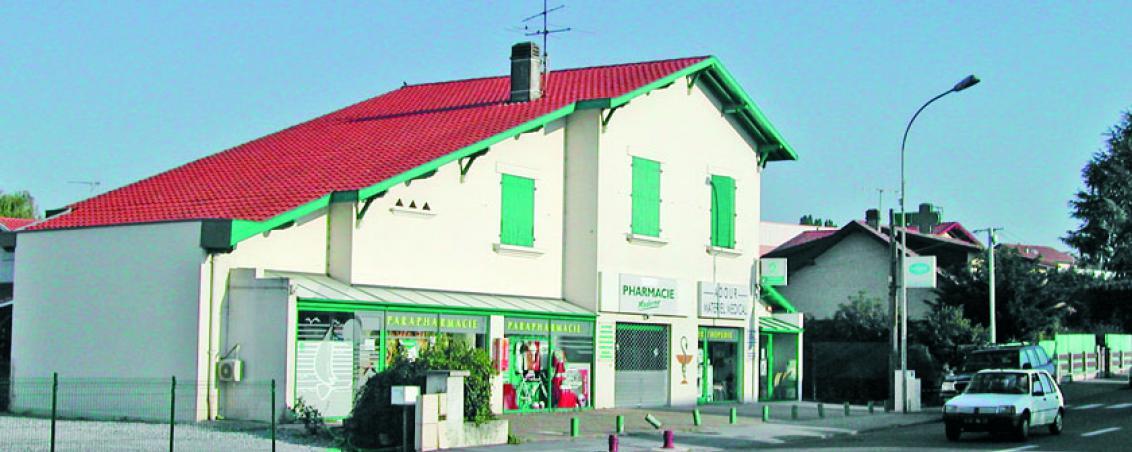 La pharmacie de nos jours, Ville de Tarnos