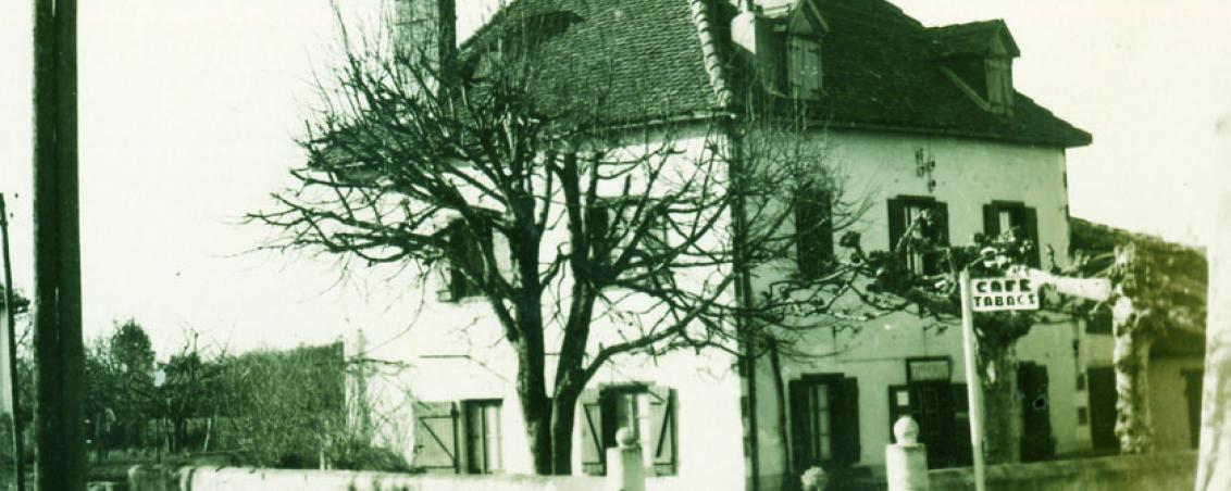 « Au Septième » dans les années 1960, Ville de Tarnos