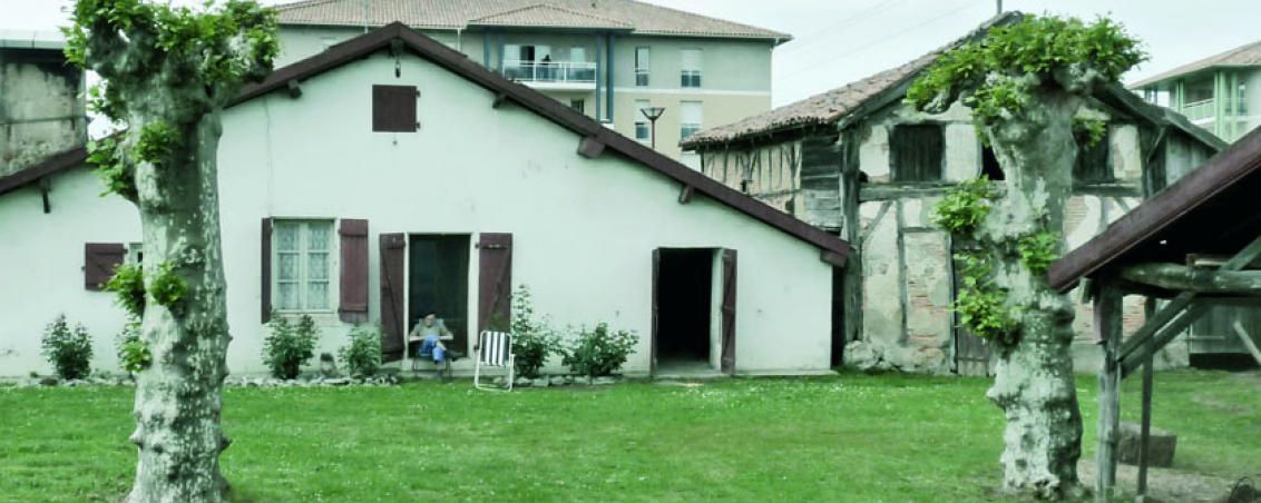 La ferme « Artigau » de nos jours, Ville de Tarnos