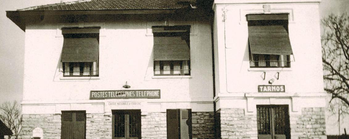 L'Hôtel de Ville en 1940, Ville de Tarnos