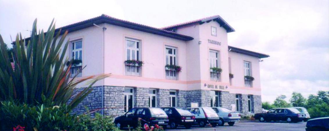 L'Hôtel de Ville en 1998, Ville de Tarnos