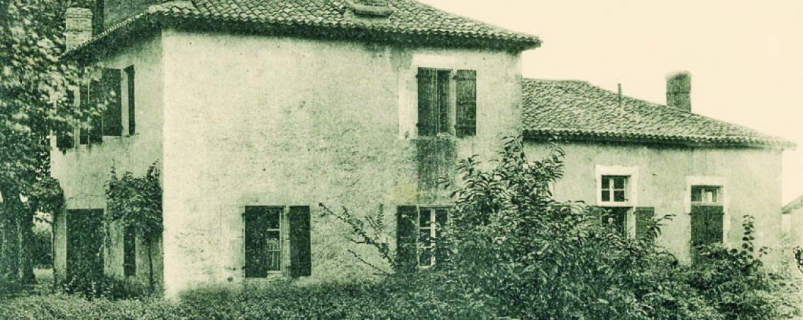 L'école des Filles au début du XXème siècle, Ville de Tarnos