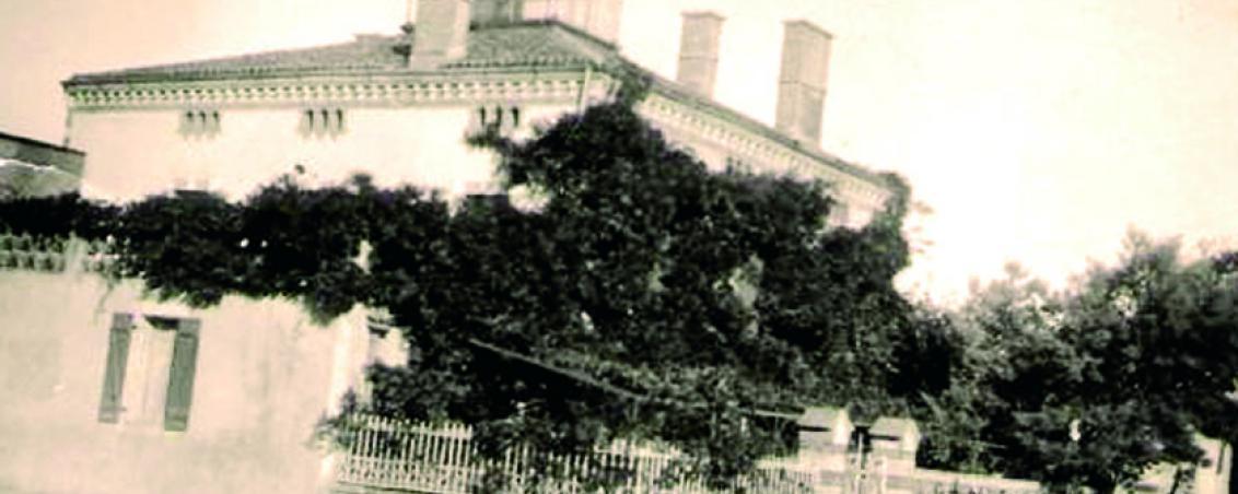 La maison « Anduran » au début des années 1980, Ville de Tarnos