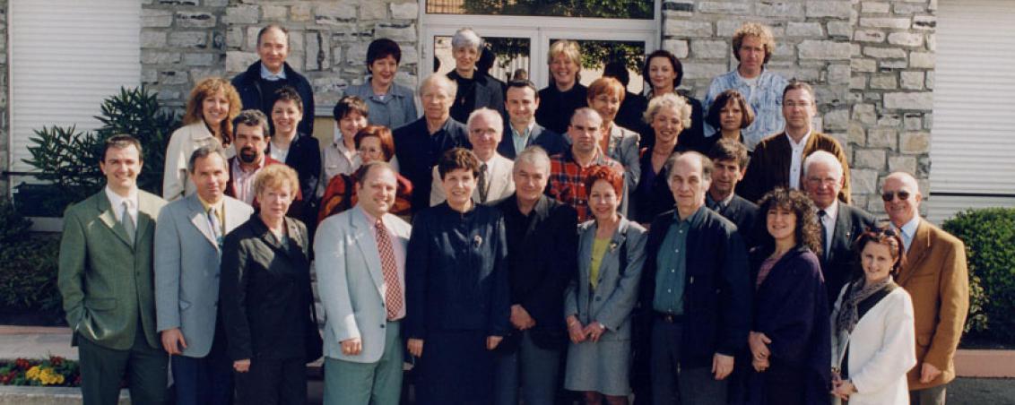 Conseil Municipal de 2001. Ville de Tarnos