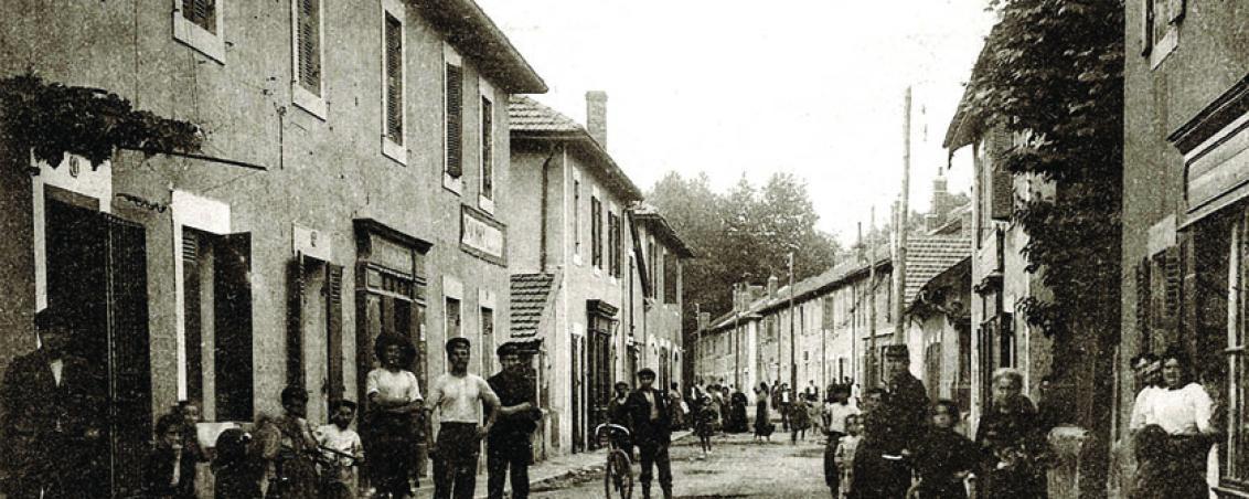 Rue de la Cité. Non daté, Ville de Tarnos