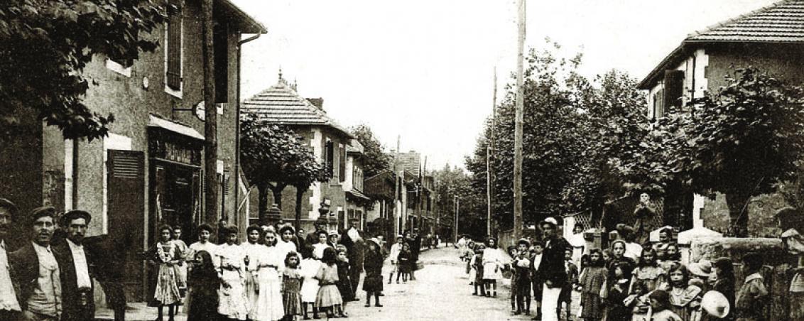 Rue des Forges. Non daté, Ville de Tarnos