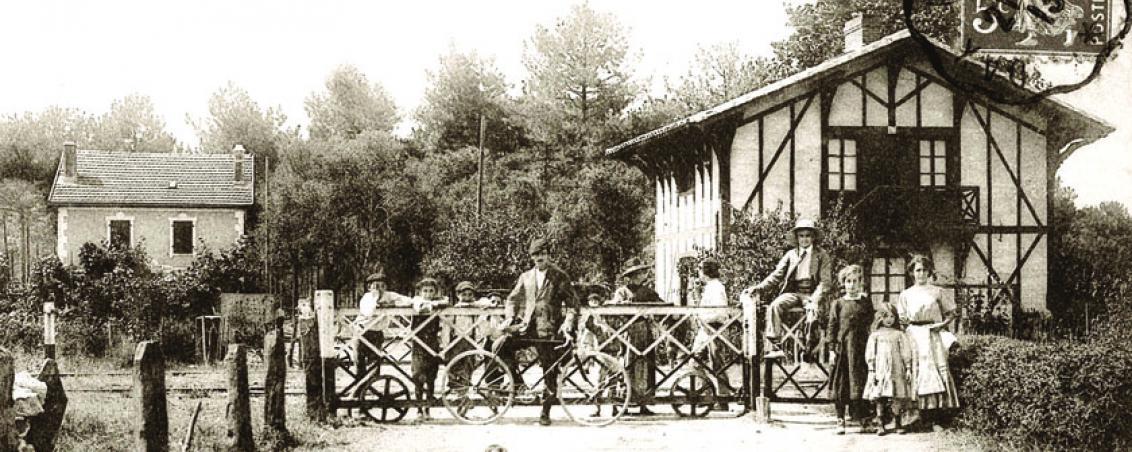 Barrière de Lille. 1913, Ville de Tarnos