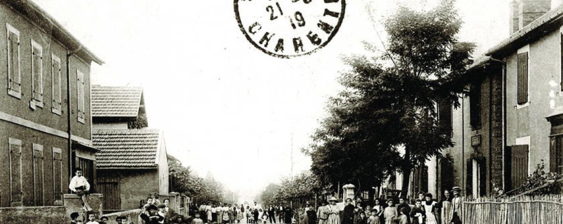 Rue de Lille. 1919, Ville de Tarnos