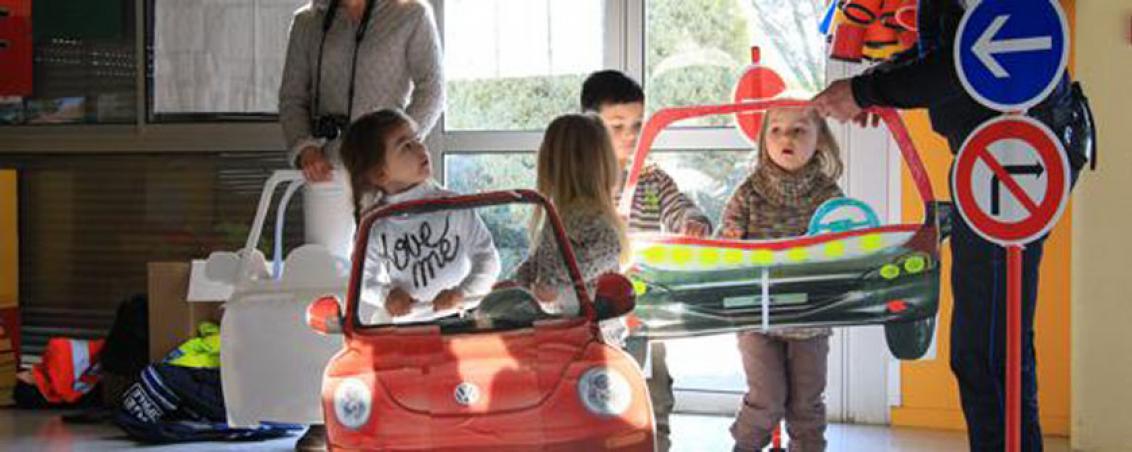 prévention routière maternelle